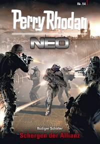 Cover Perry Rhodan Neo 94: Schergen der Allianz