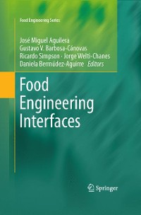 Cover Food Engineering Interfaces
