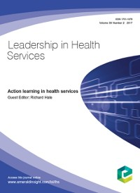 Cover Action Learning in Health Services