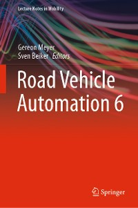 Cover Road Vehicle Automation 6