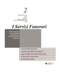 Cover I Servizi Funerari