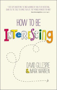 Cover How To Be Interesting