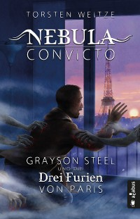 Cover Nebula Convicto. Grayson Steel und die Drei Furien von Paris