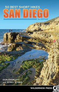 Cover 50 Best Short Hikes: San Diego