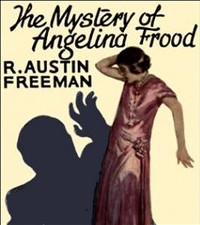 Cover The Mystery of Angelina Frood