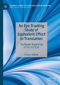Cover An Eye-Tracking Study of Equivalent Effect in Translation