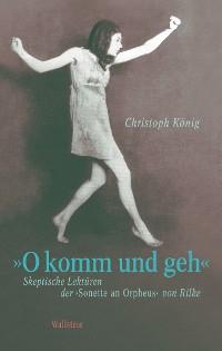 """Cover »O komm und geh"""""""