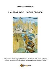 Cover L'altra Iliade, l'altra Odissea