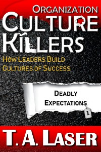 Cover Organization Culture Killers, Deadly Expectations 1