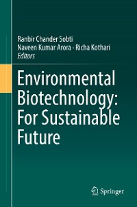 Cover Environmental Biotechnology: For Sustainable Future