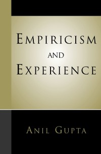 Cover Empiricism and Experience