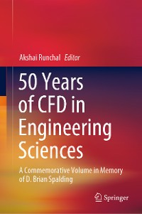 Cover 50 Years of CFD in Engineering Sciences