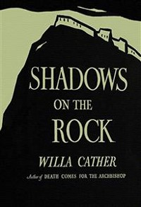Cover Shadows on the Rock