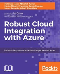 Cover Robust Cloud Integration with Azure