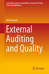 Cover External Auditing and Quality