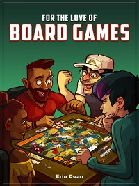 Cover For the Love of Board Games