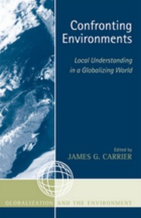 Cover Confronting Environments