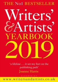 Cover Writers' & Artists' Yearbook 2019