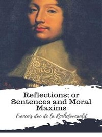 Cover Reflections; or Sentences and Moral Maxims