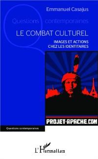 Cover Le combat culturel