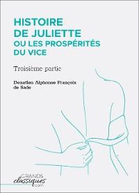 Cover Histoire de Juliette ou Les Prospérités du vice