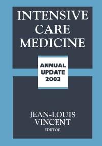 Cover Intensive Care Medicine