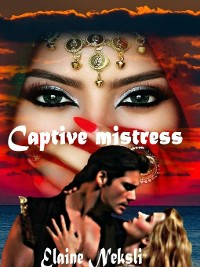 Cover Captive mistress. English-language novels