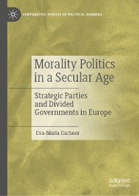 Cover Morality Politics in a Secular Age