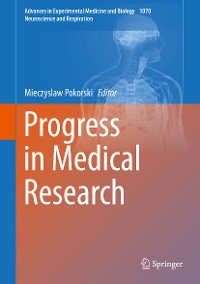 Cover Progress in Medical Research