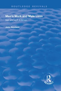 Cover Men's Work and Male Lives