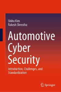 Cover Automotive Cyber Security