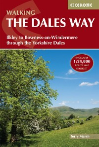 Cover Walking the Dales Way