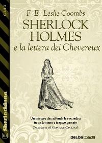 Cover Sherlock Holmes e la lettera dei Chevereux