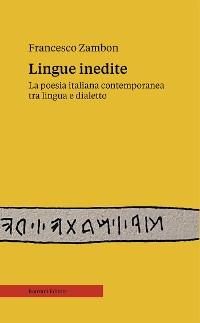 Cover Lingue inedite