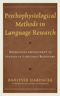 Cover Psychophysiological Methods in Language Research