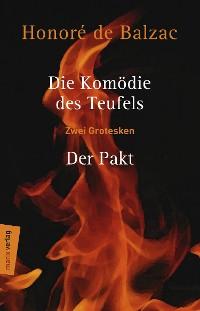 Cover Die Komödie des Teufels – Der Pakt