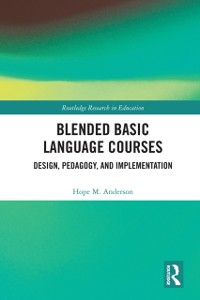 Cover Blended Basic Language Courses