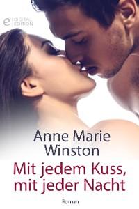 Cover Mit jedem Kuss, mit jeder Nacht