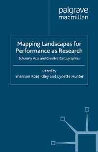 Cover Mapping Landscapes for Performance as Research