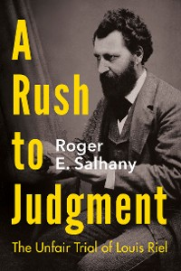 Cover A Rush to Judgment