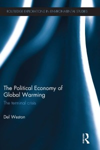 Cover Political Economy of Global Warming