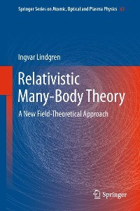 Cover Relativistic Many-Body Theory