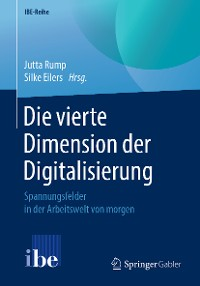 Cover Die vierte Dimension der Digitalisierung