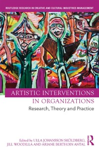 Cover Artistic Interventions in Organizations