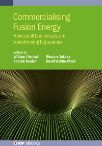 Cover Commercialising Fusion Energy