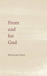 Cover From and for God