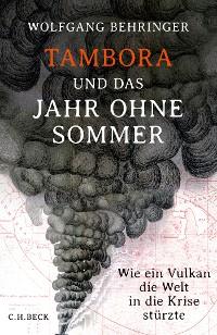 Cover Tambora und das Jahr ohne Sommer
