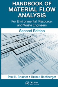Cover Handbook of Material Flow Analysis