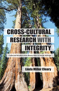 Cover Cross-Cultural Research with Integrity