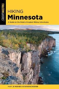 Cover Hiking Minnesota
